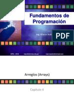 Tema 4.1 TiposEstructurasDatos-Arreglos 2018 3.pdf
