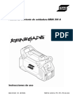 Manual Es300i