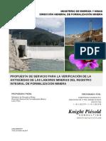 PTE - Verificación de la Antigüedad de las Labores Mineras - Rev. 0 (1).pdf