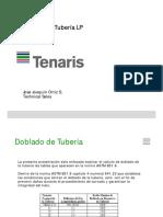 Doblado de Tuberia LP