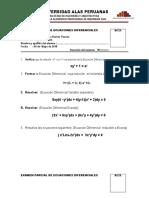 Examen Parcial de Ecuac-diferen Uap 2018 Imprimir