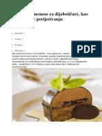 Čokoladni mousse za dijabetičare.docx