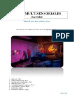 Presentación Manual Salas Snoezelen ESPAÑOL