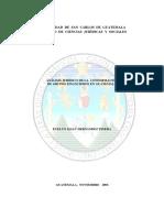 ANÁLISIS JURÍDICO DE LA  CONFORMACIÓN DE GRUPOS FINANCIEROS EN GUATEMALA