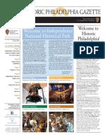 Historic Philadelphia Gazette New July 2018