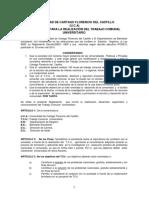 Reglamento Trabajo Comunal Universitario TCU UCA