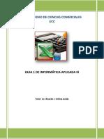 Guia 1 de Informatica Aplicada III