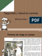 Seguridad en Cocinas
