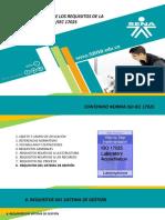 8. Requisitos Del Sistema de Gestión