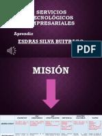 ESDRAS SILVA Comparación Empresas