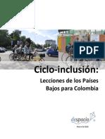 Ciclo Inclusion Lecciones Holada a Colombia