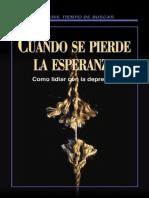 CUANDO SE PIERDE LA ESPERANZA - LA DEDRESION.pdf