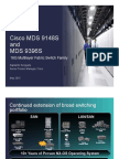 Emc Cisco MDS 9148S and MDS 9396S