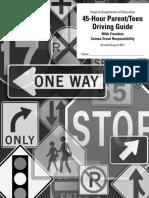 Parent Teen Driving Guide