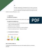TIPOS DE REACCIONES