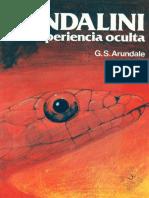 Arundale, G.S. - Kundalini.pdf