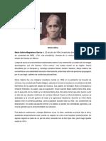 María Sabina Biografia