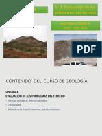 U3.1 Subsidencia Hundimientos Asentamientos