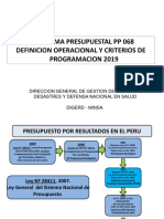 Pp 068, Definicion Operacional Final 2019