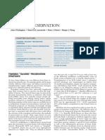 Kidney Preservation
