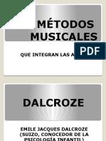 Mã‰Todos Musicales