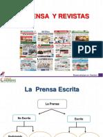 6.- Prensa Escrita y Revistas 2018