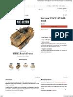 UNIC P107-Captured French Half Track-Kampf Von Luck