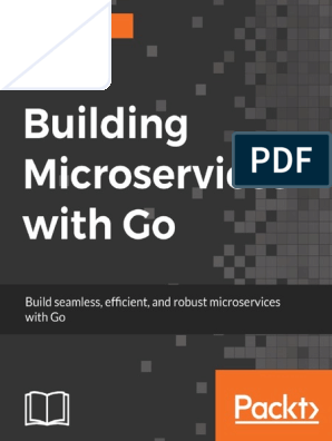 9781786468666-Building Microservices With Go | Json