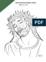 La Corona de Espina Es Dada a Jesús 2