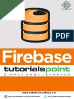 Firebase Tutorial