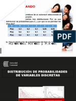 Distribución de Probabilidades Discretas (2)