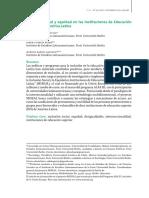 Dialnet-InclusionSocialYEquidadEnLasInstitucionesDeEducaci-4421725