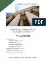 Informe Del Viscosimetro