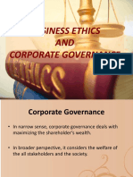 A-Corporate Governance and Ethical Considerations