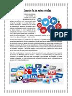 Influencia de Las Redes Sociales -Texto Exp.