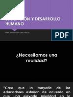 Educación y Desarrollo Humano