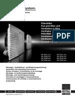 Manual de ventilador