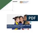 Microsoft Word - Service5.4 Handout Day1 Primary&Preschool V1.0