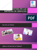 Marketing en Las Empresas de Servicios - 02