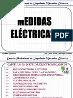 Cap II. Medidas Eléctricas Inst. Elect..pdf
