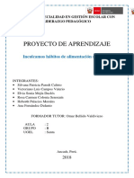 Proyecto de Aprendizaje Parodi Calisto Silvana