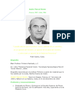 André Marcel Voisin Biografia