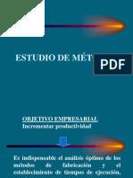 Estudio de Metodos Procedimiento Dop Dap
