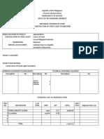 Construction of Slf-full Estimate