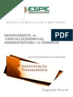 Administración Presupuestaria