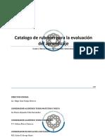 Catalogo de rubricas para evaluacion de aprendizajes.pdf