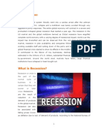 Global Recession 07-09