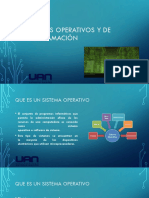 Sistemas Operativos y de Programaciòn
