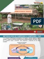 pptmetodologiacampesinoacampesino-180205134417