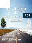 Navarra 3-4ESO El Ultimo Invierno Raro Pero No Muy Caluroso
